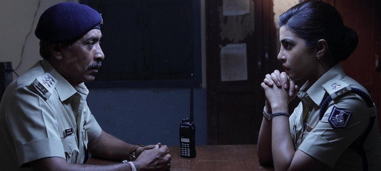 Film review: In the high-minded  flick 'Jai Gangaajal', Priyanka Chopra is overshadowed by Prakash Jha