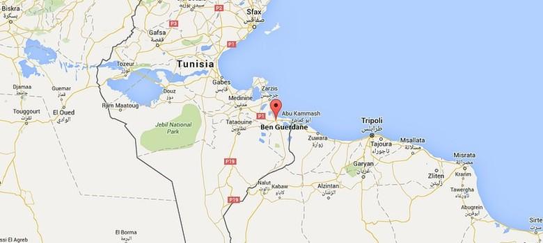 Clashes near Libyan border in Tunisia leave 25 dead