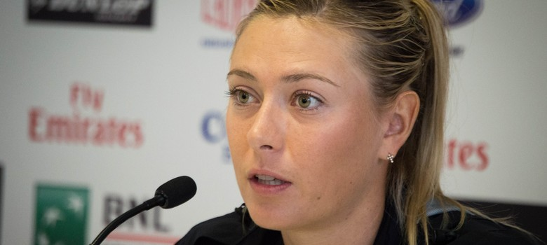 Maria Sharapova says she has tested positive for a performance enhancing drug