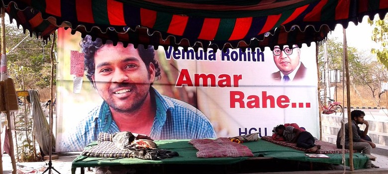 Six weeks after Rohith Vemula's death, Hyderabad University students maintain a precarious unity