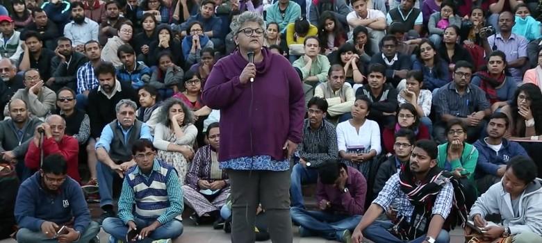 Here's how not to teach a class: JNU's Ayesha Kidwai responds to her colleague Makarand Paranjape