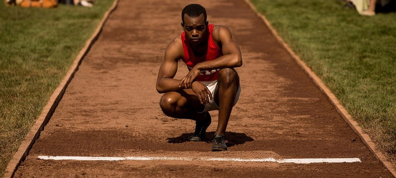 Film review: 'Race' falls well short of the finishing line
