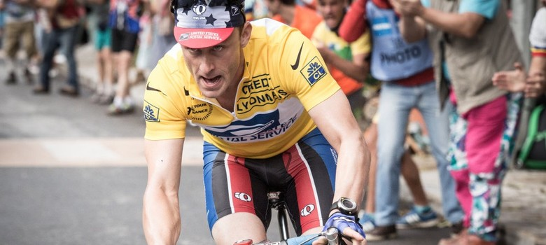 Film review: Ben Foster pedals 'The Program' to a watchable end