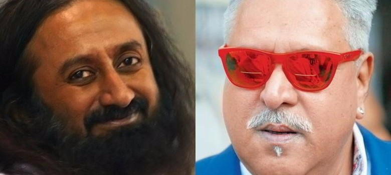 Misrule of law: From smashed bottles to Vijay Mallya and Sri Sri to sedition