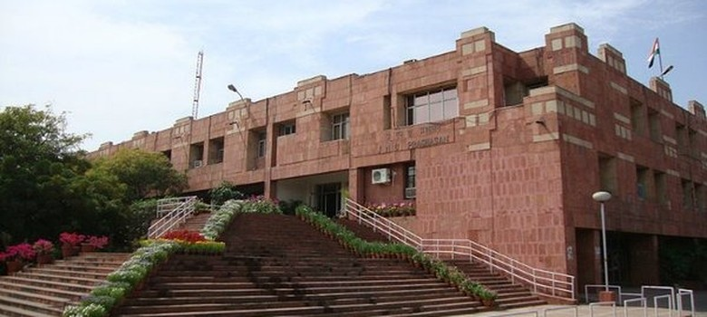 JNU issues notices to five students for burning copies of Manusmriti