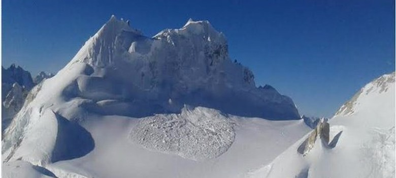 The body of a jawan has been found after two soldiers were buried in a Siachen avalanche