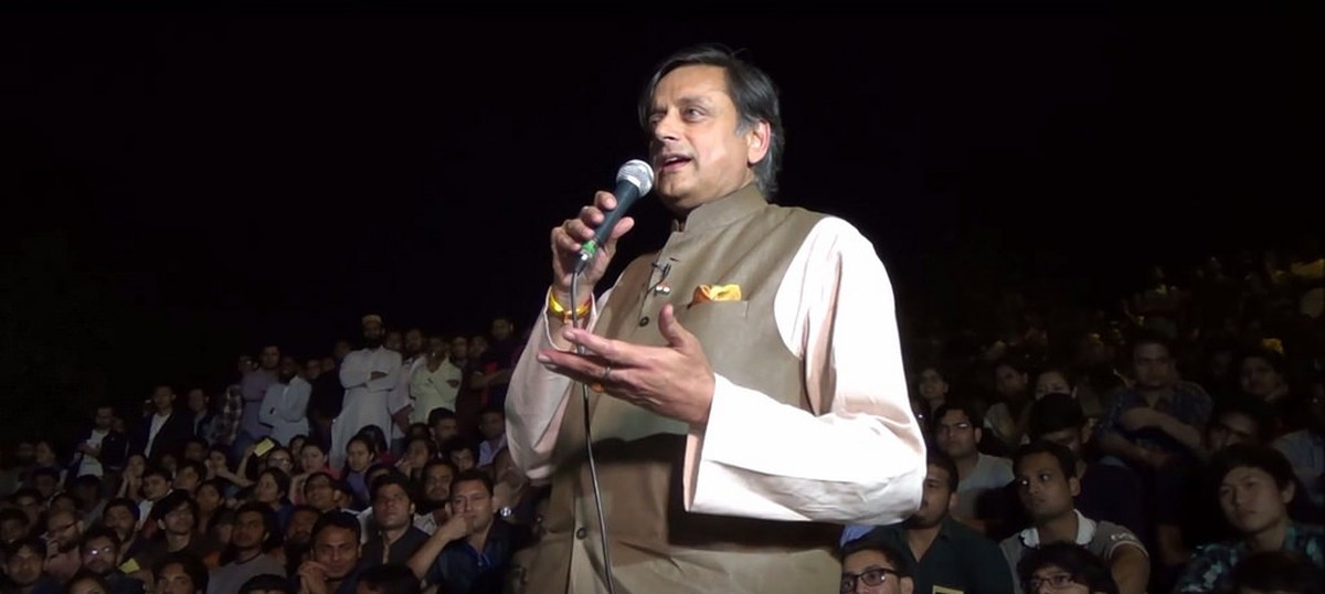 Shashi Tharoor says statement comparing Kanhaiya Kumar with Bhagat Singh was a 'throwaway remark'
