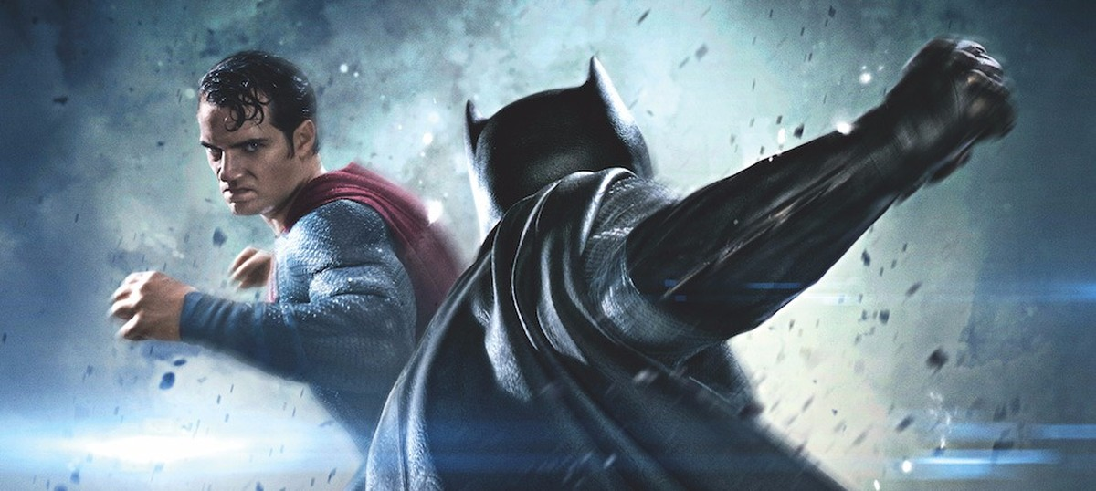 Before 'Batman v Superman: Dawn of Justice', watch an older battle of the capes