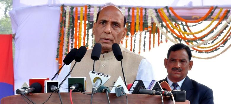 Meghalaya chief minister wants Rajnath Singh's help to resolve Assam border dispute