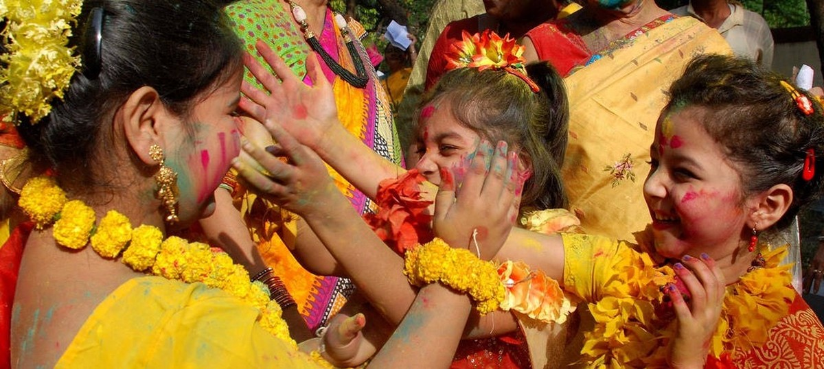 The Centre has made it clear: Holi is 'national', all other festivals of colour are 'local'