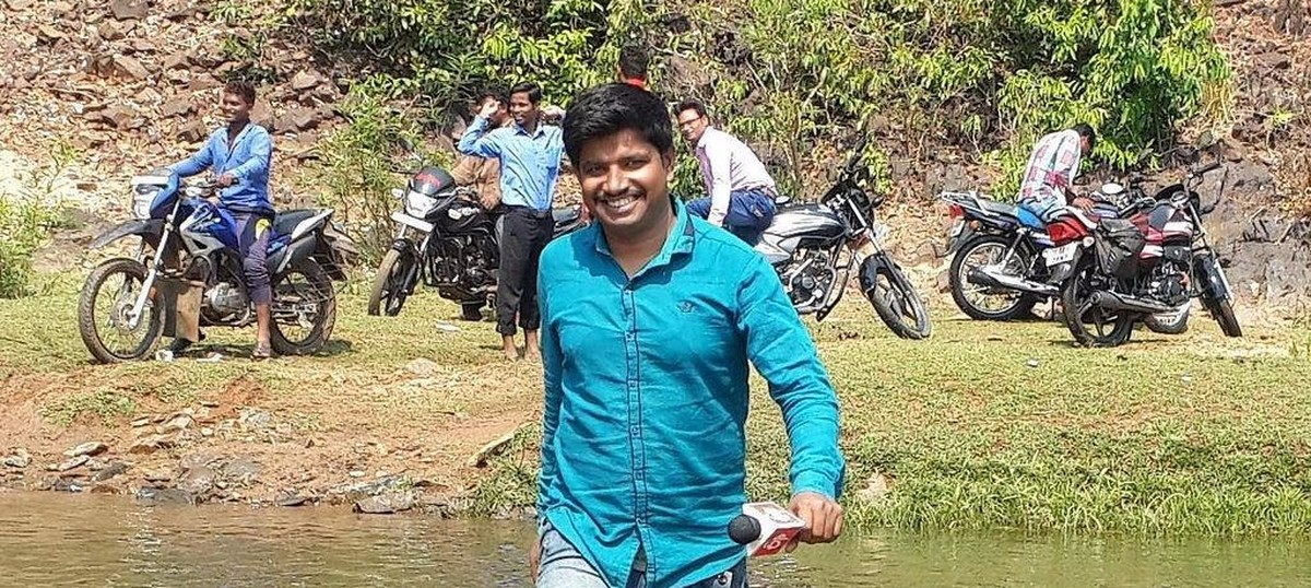 How journalist Prabhat Singh became the target of Chhattisgarh police