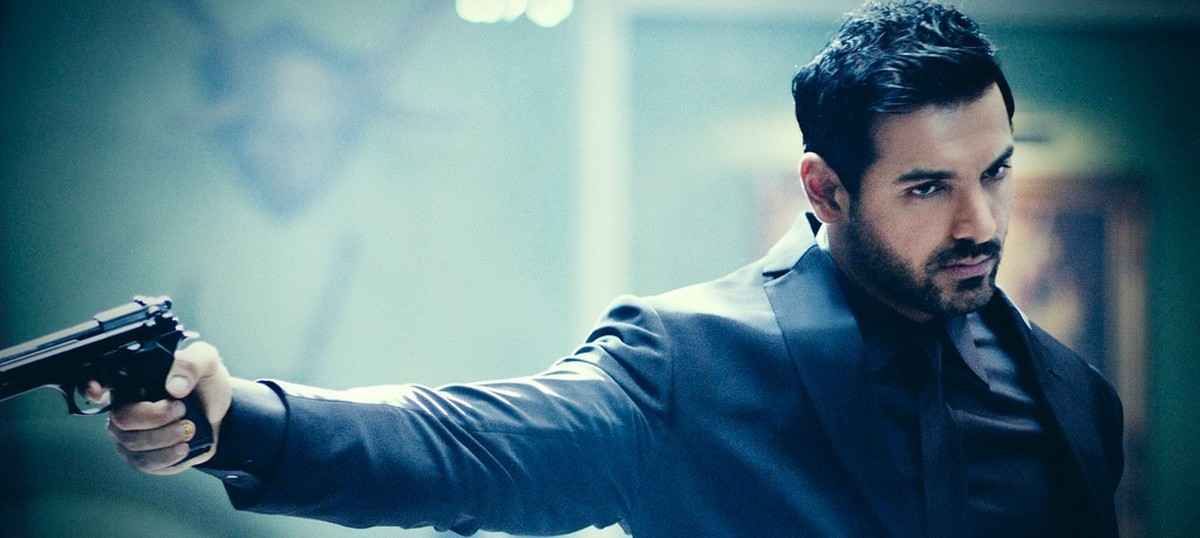 Film review: 'Rocky Handsome' is an amateurish remake of an ultraviolent South Korean hit
