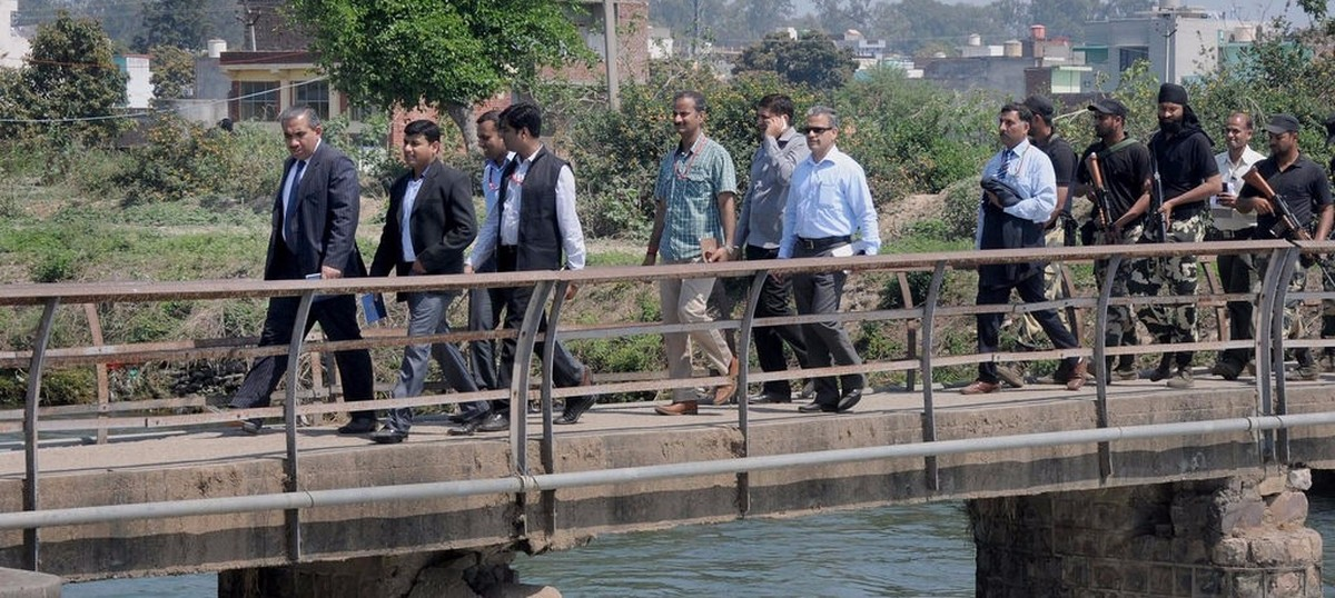 Opinion: The drama over Pathankot is an utter, bizarre and counterproductive waste of time