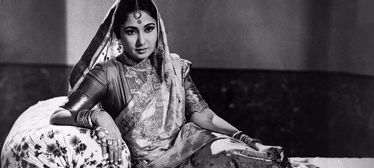 Meena Kumari was a tragedy queen on the screen and in her poems