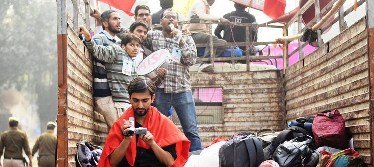 Filming the revolution: Why are so many people documenting student movements across India?
