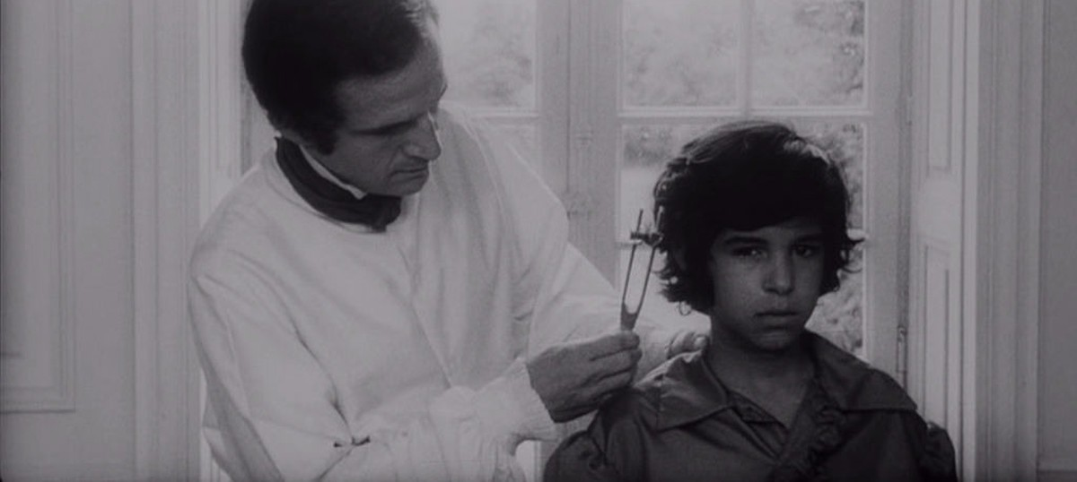 A feral boy learns to leave the jungle behind in Francois Truffaut's 'The Wild Child'
