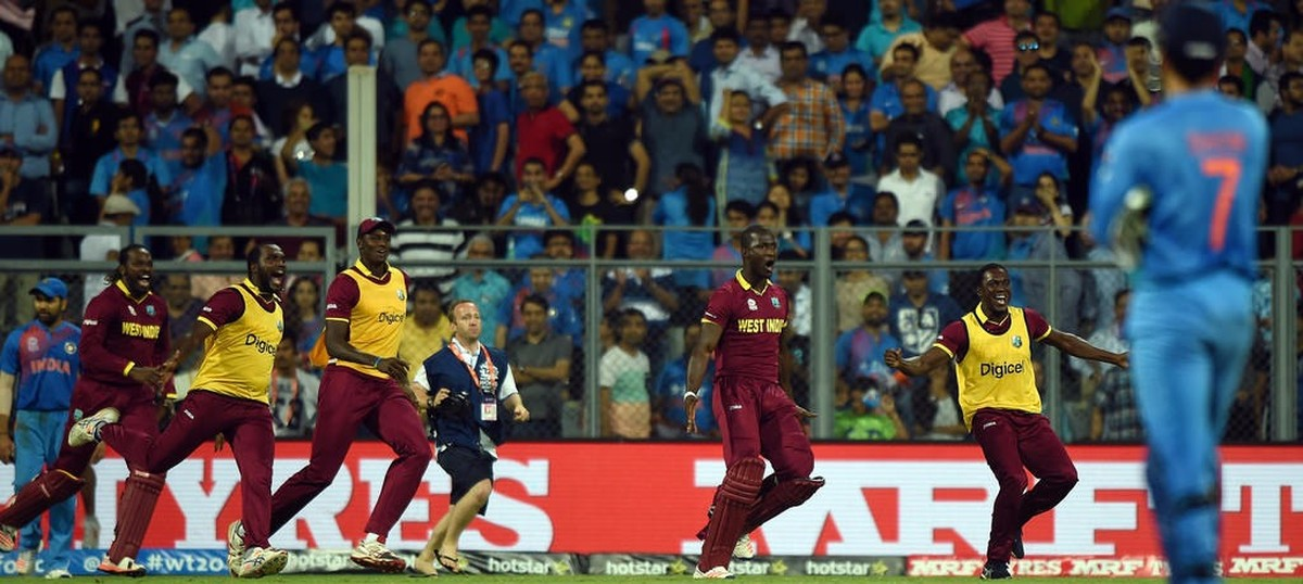 When West Indies' soaring sixes ruined India's Sunday evening plans