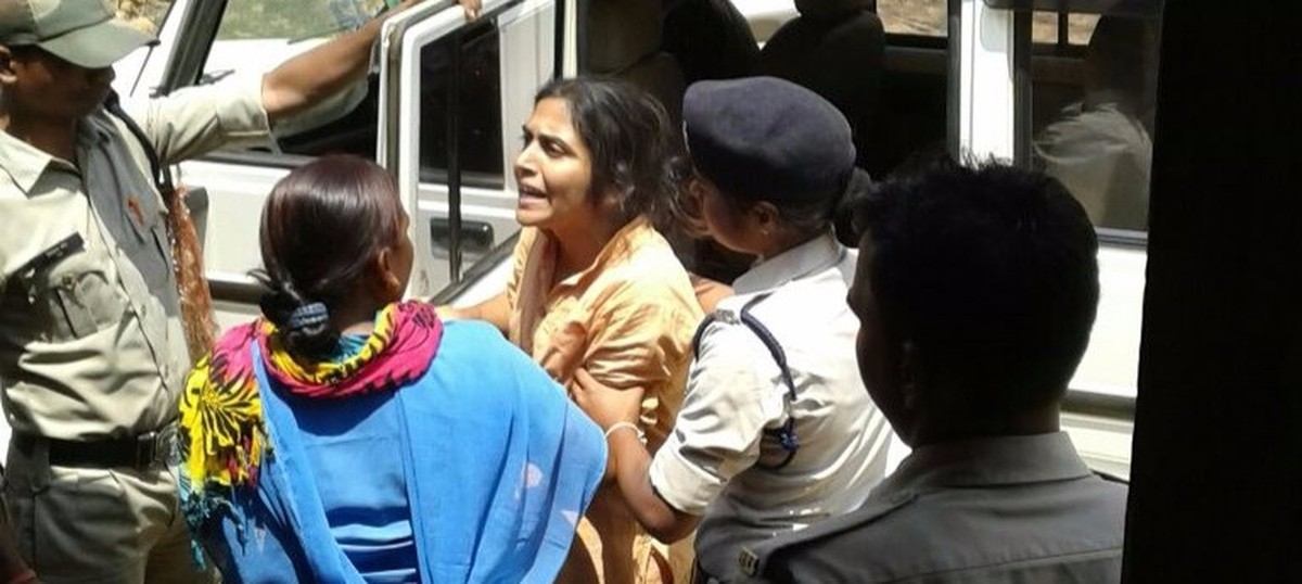 Why two adivasi women and an activist refused to ask for bail in Chhattisgarh