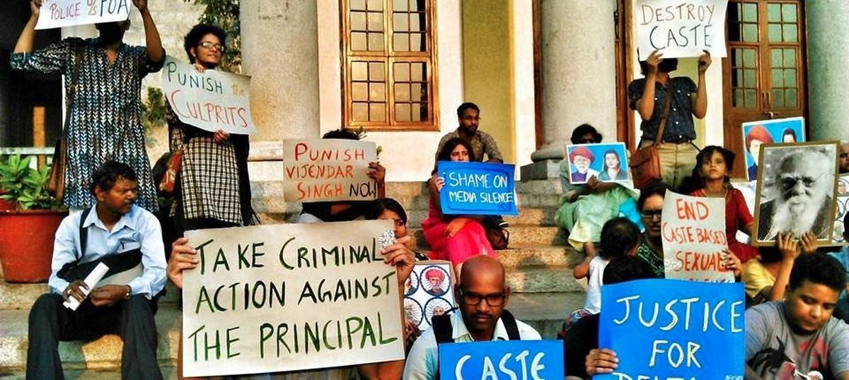 Teacher arrested after Dalit college student found dead under suspicious circumstances in Rajasthan