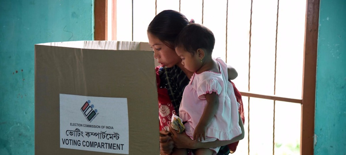 Assembly elections: Till 5 pm, West Bengal recorded 80% voter turnout, Assam 70%