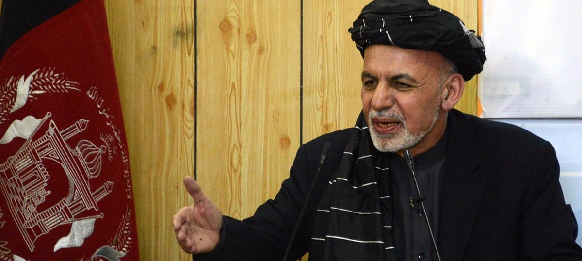 President slams fleeing Afghans, but offers little incentive to stay