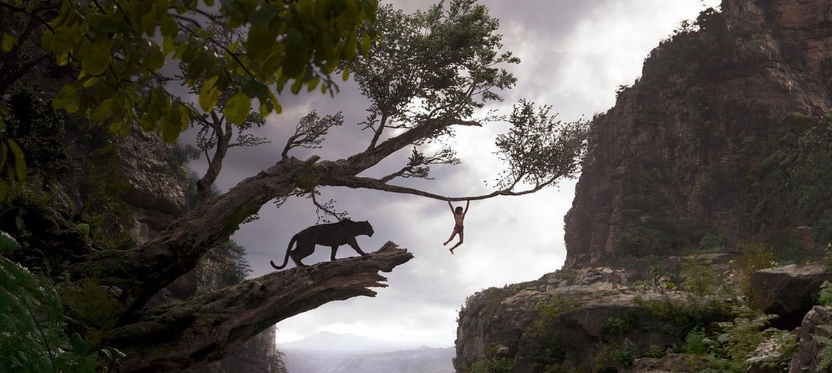 Film review: 'The Jungle Book' has spectacular visual effects and a livewire little hero