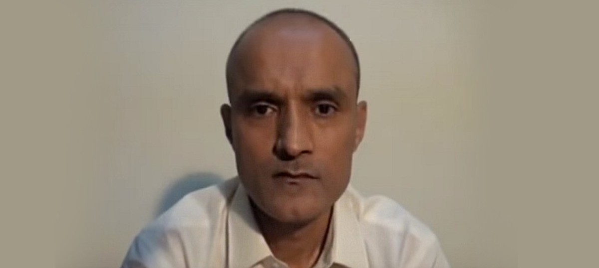 Alleged Indian spy who was arrested in Pakistan charged with terrorism and sabotage