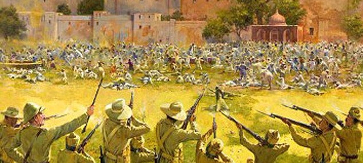 Bloodbath on Baisakhi: The Jallianwala Bagh Massacre, April 13, 1919