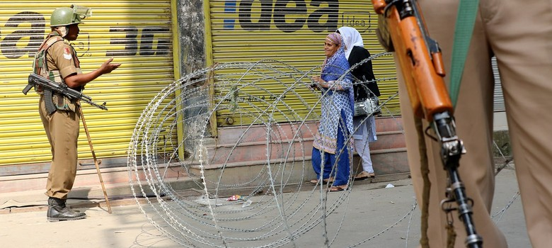 Nothing to report: Journalists covering Handwara face the most serious media clampdown since 2010