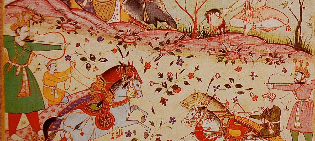 When Akbar commissioned a Persian take on the Mahabharata