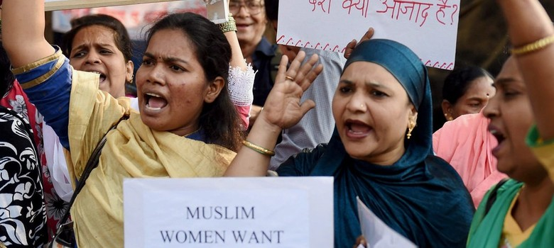 Has Trupti Desai undermined a bid by Muslims to secure access for women into the Haji Ali dargah?