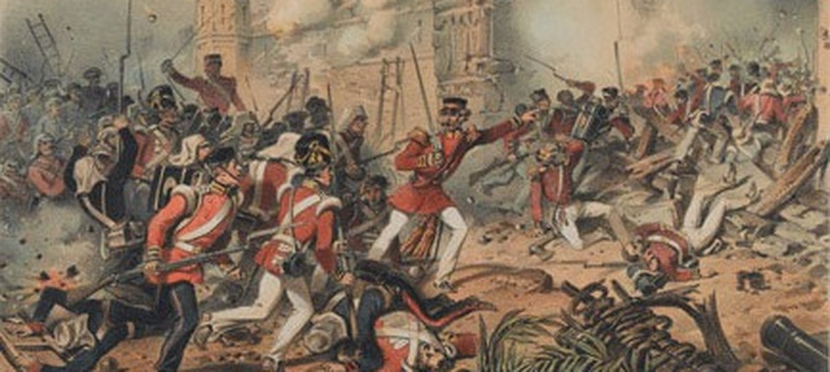 How a massive explosion on this day in 1857 signaled to the British that Delhi was taken