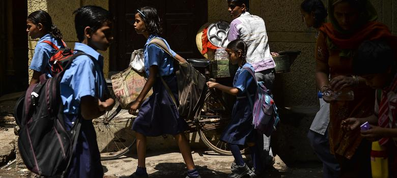 Delhi schools asked to start summer vacations from May 11 so children can escape the heat