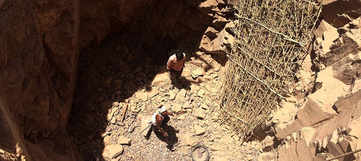 Behind heroic tales of people digging wells for water, the story of government failure