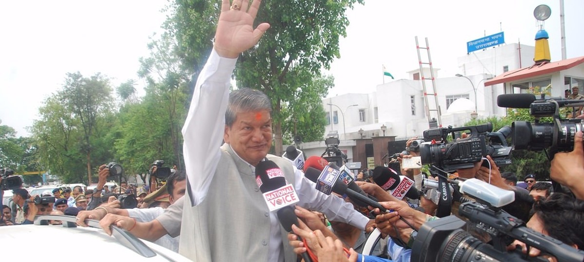 Harish Rawat asks Centre for its cooperation in Uttarakhand, says he will meet Narendra Modi