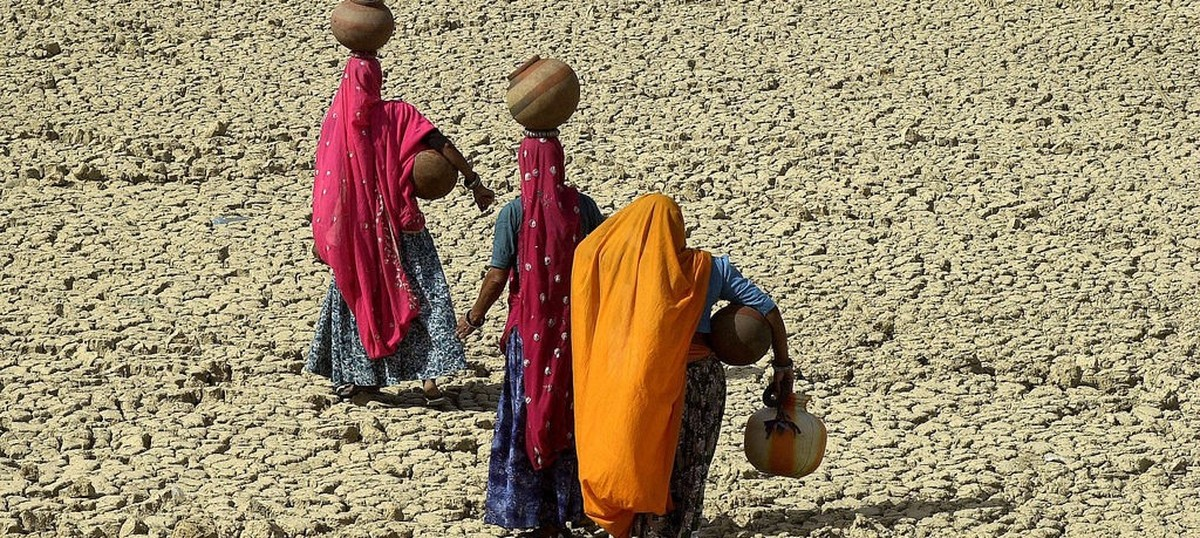 Set up special force, disaster mitigation fund to tackle nation's drought situation, SC tells Centre