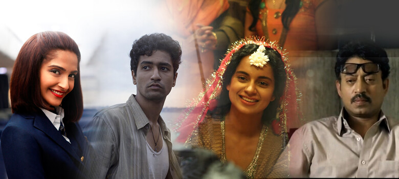 What should the new Bollywood film be called? 'Underdog', 'balcony', or 'new-age mainstream'?