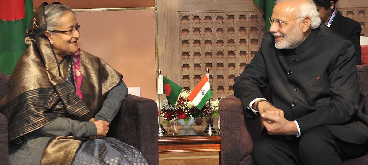 India backs Bangladesh's efforts to fight terrorism