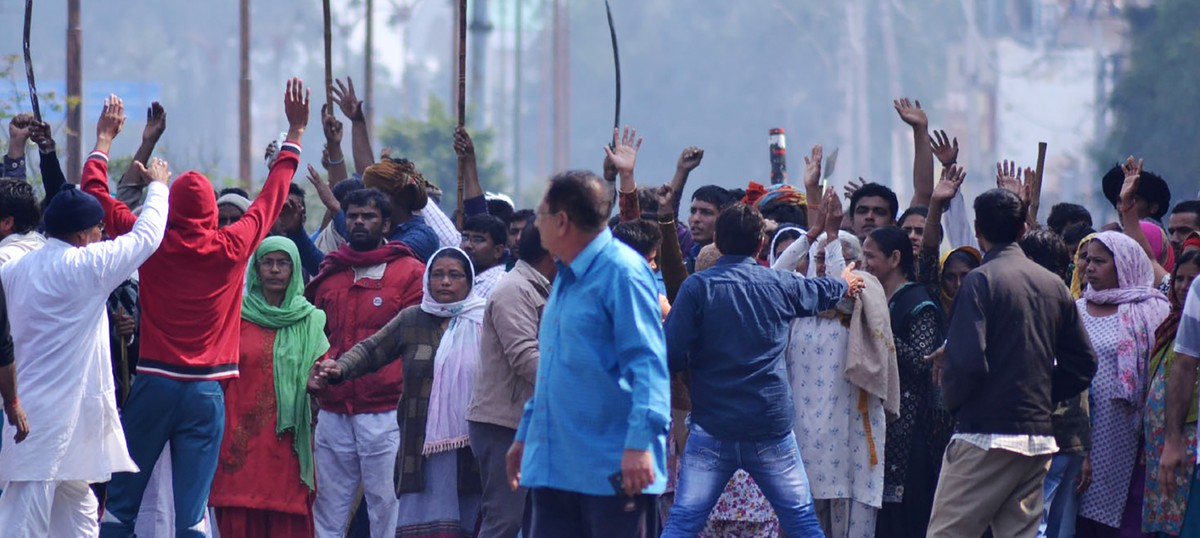 Jat protests: Inquiry panel finds 90 officials guilty of 'deliberate negligence'