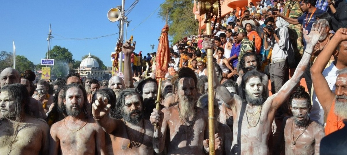 A clash at Simhastha Kumbh offers glimpse of role played by money power in the ranks of Naga sadhus