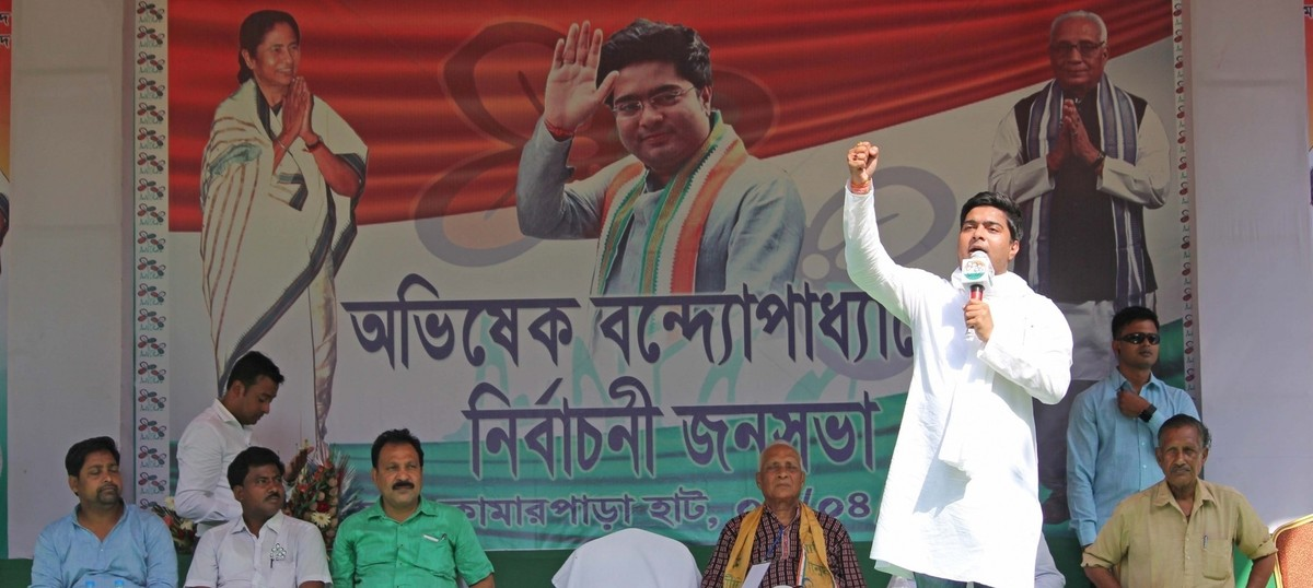 A victory for Trinamool could see the stock of this young MP rise