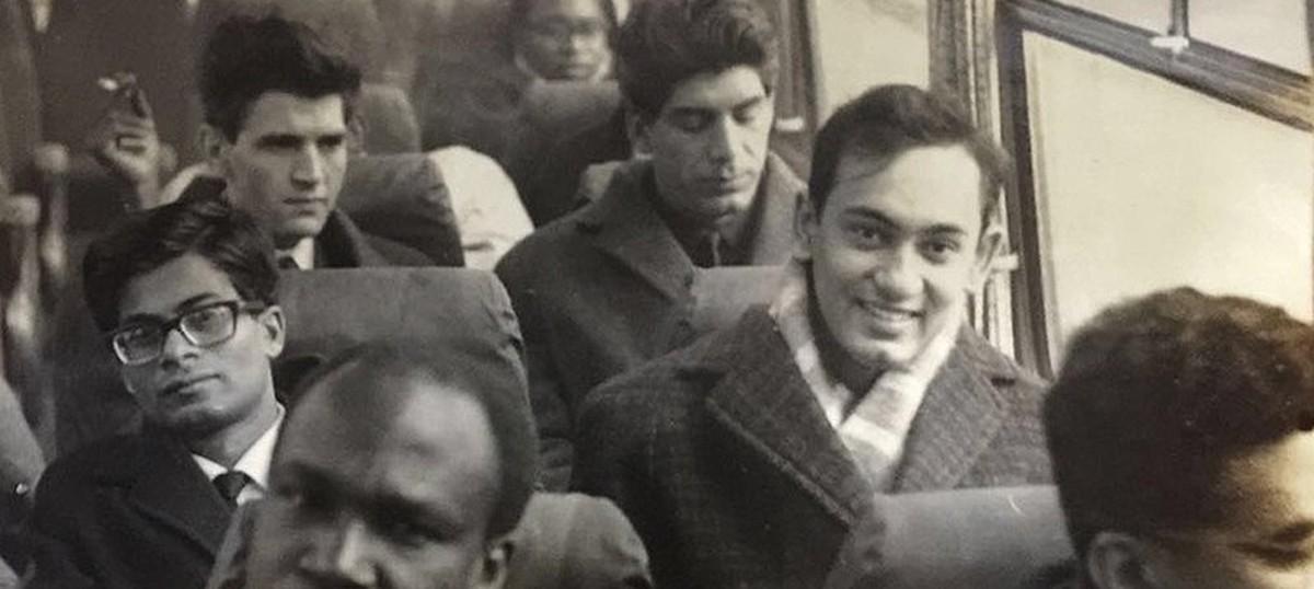 Remembering an India-Pakistan wartime friendship in Prague
