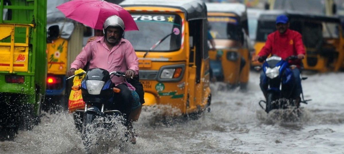 Umbrellas in May: When Chennai's season of the sun brought back memories of the December deluge