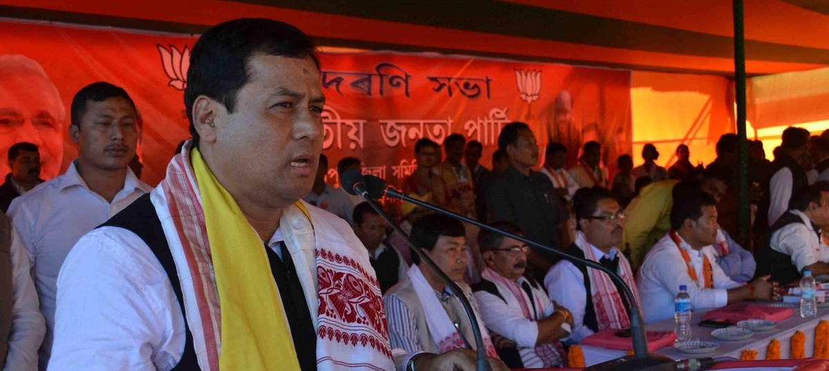 Border with Bangladesh will be sealed in two years, says Sarbananda Sonowal