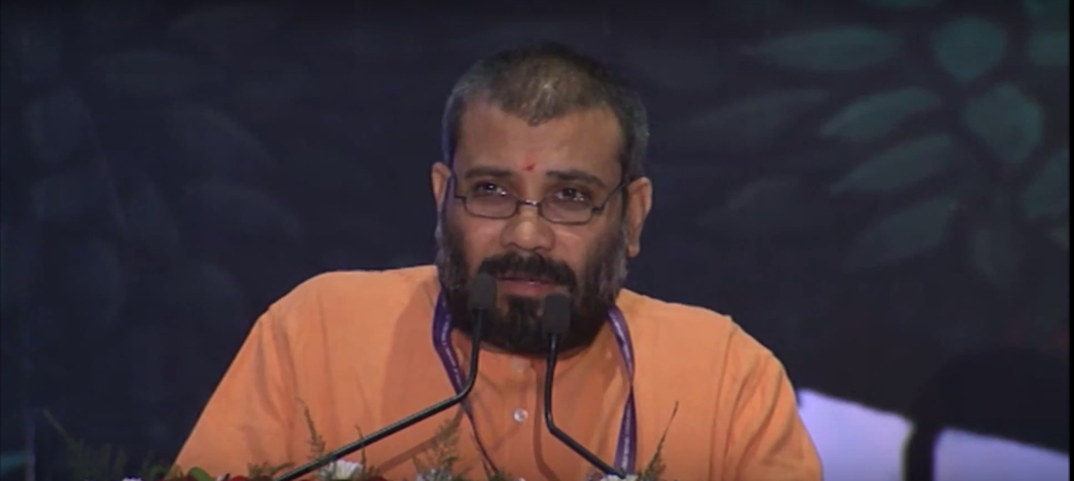 The word 'industry' comes from Indus, says VHP joint general secretary