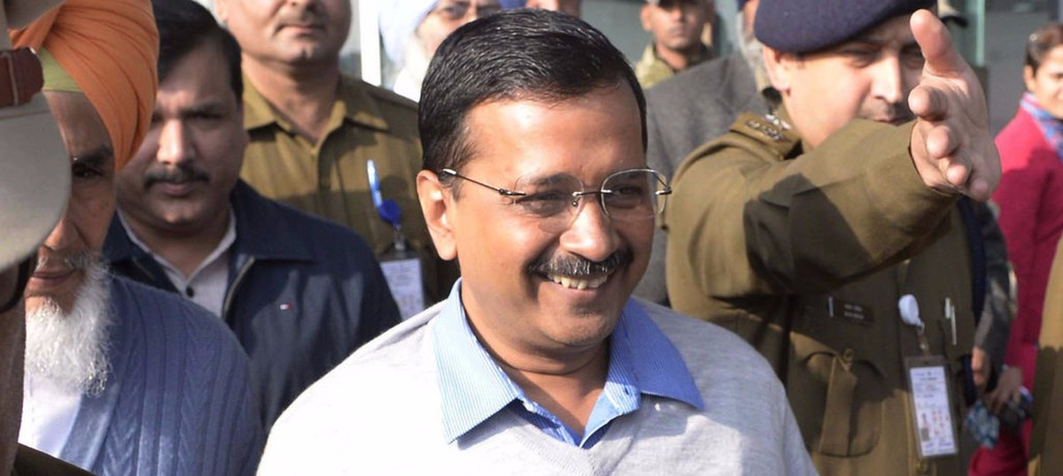 Arvind Kejriwal launches AAP's campaign in Goa ahead of 2017 elections