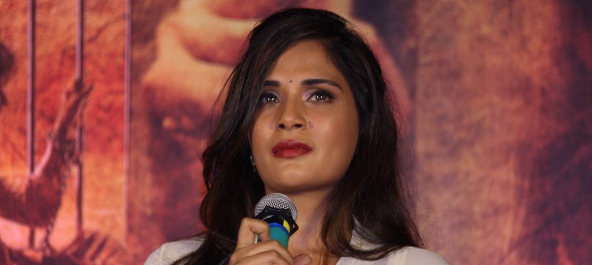 The Richa Chadha interview: 'I have a robust appetite for all the good things in life'
