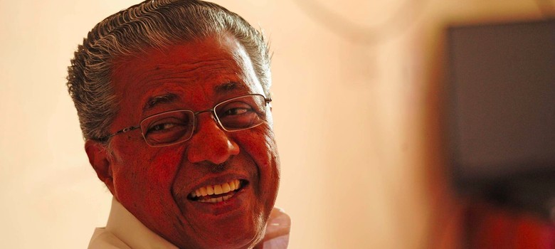 Afternoon headlines: Pinarayi Vijayan takes oath as Kerala's new CM, and nine other top stories
