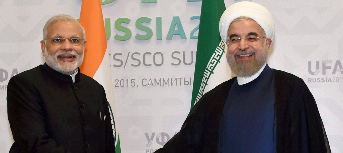 US questions India's Chabahar deal with Iran, says it's watching closely