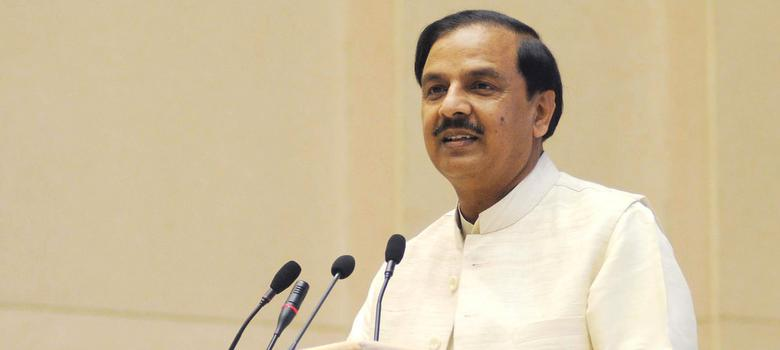 But Africa is unsafe too, says Culture Minister Mahesh Sharma on Congolese man's killing